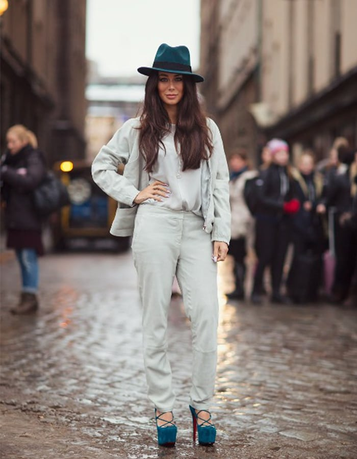 Fashion Trend | You can leave your hat on