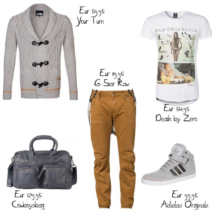 Style your boyfriend