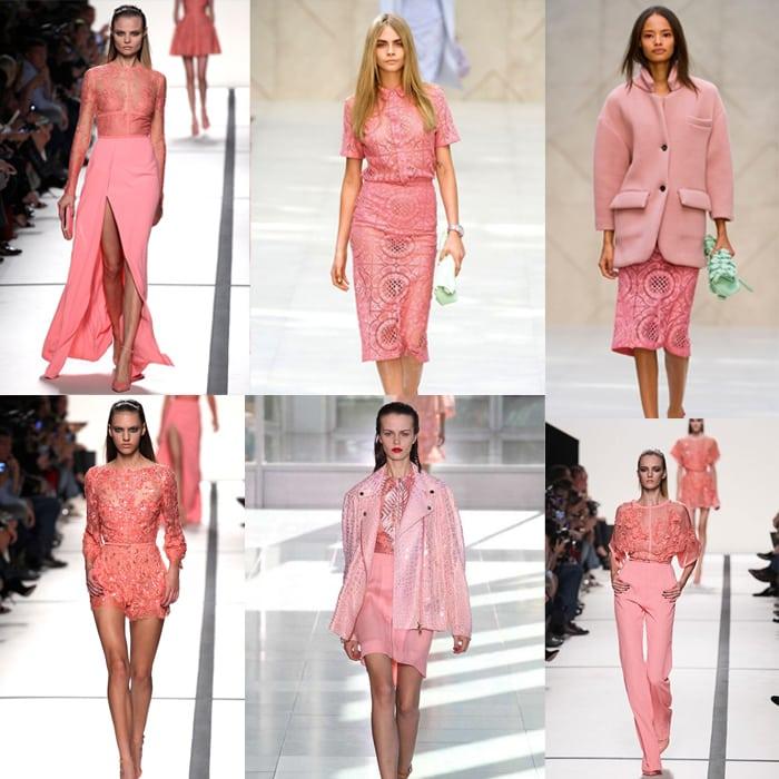 Fashion Trend   Think pink