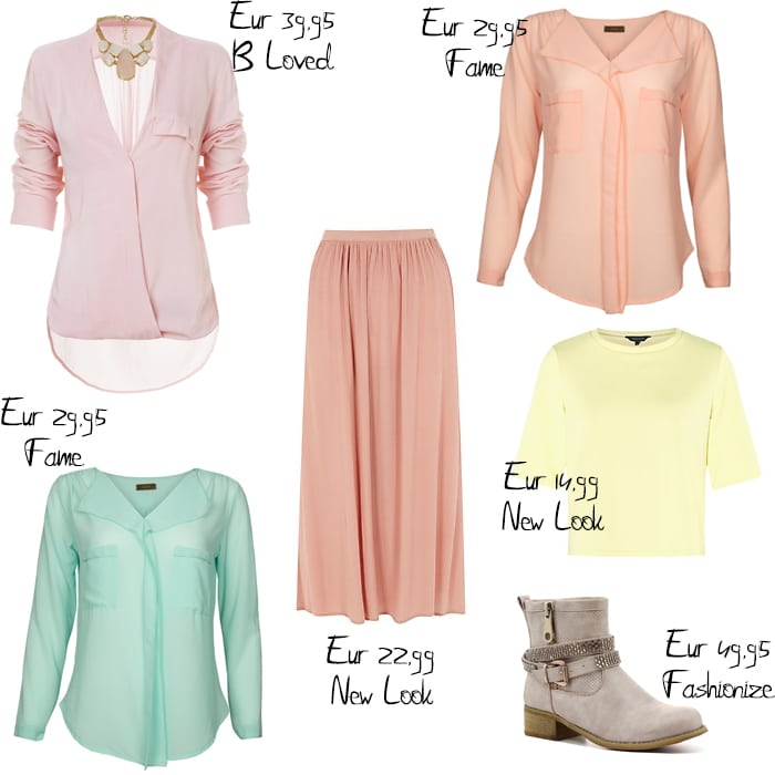 Fashion Trend | Power Pastels