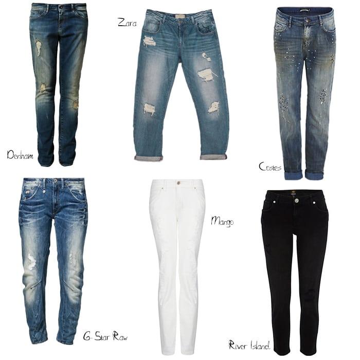 Musthaves | Vintage boyfriend jeans