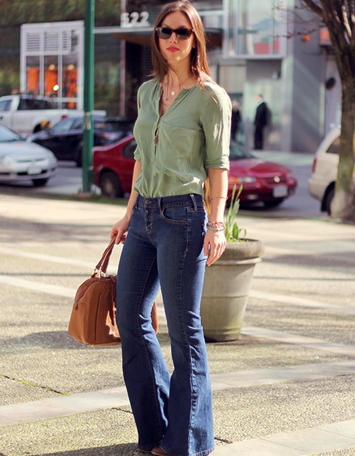 Style-tip-flare-jeans-6   Styled by Chris   Be fashionable!