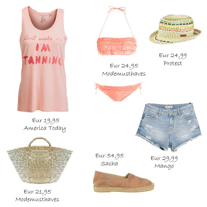 What to wear to the beach