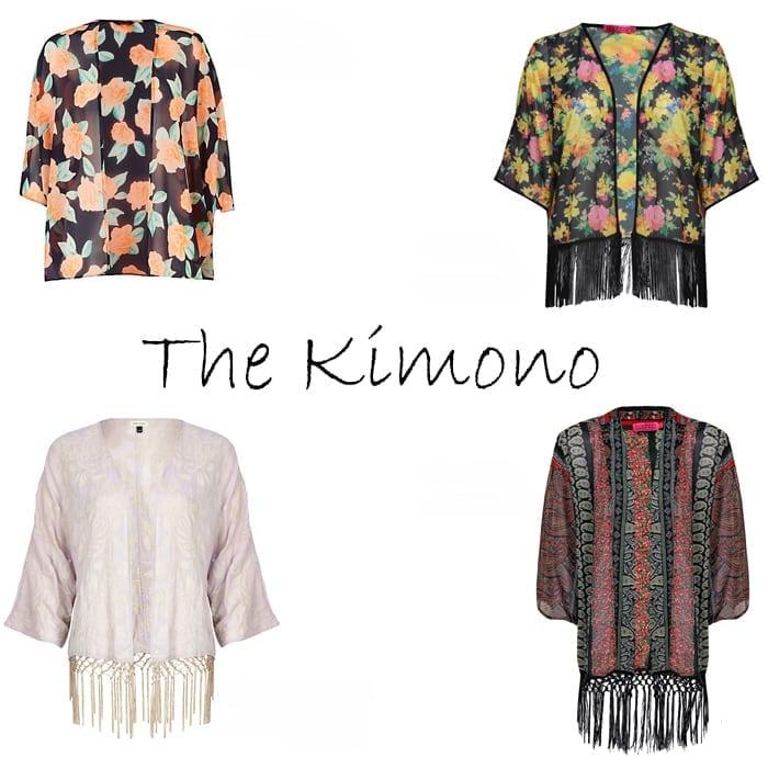 Fashion Trend | The Kimono