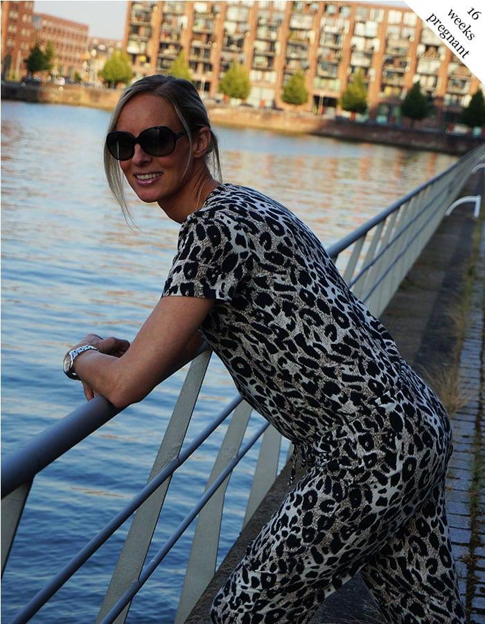 Leopard Suit