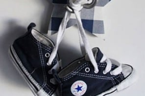 Baby Inspiration #2 - Converse baby sneaker