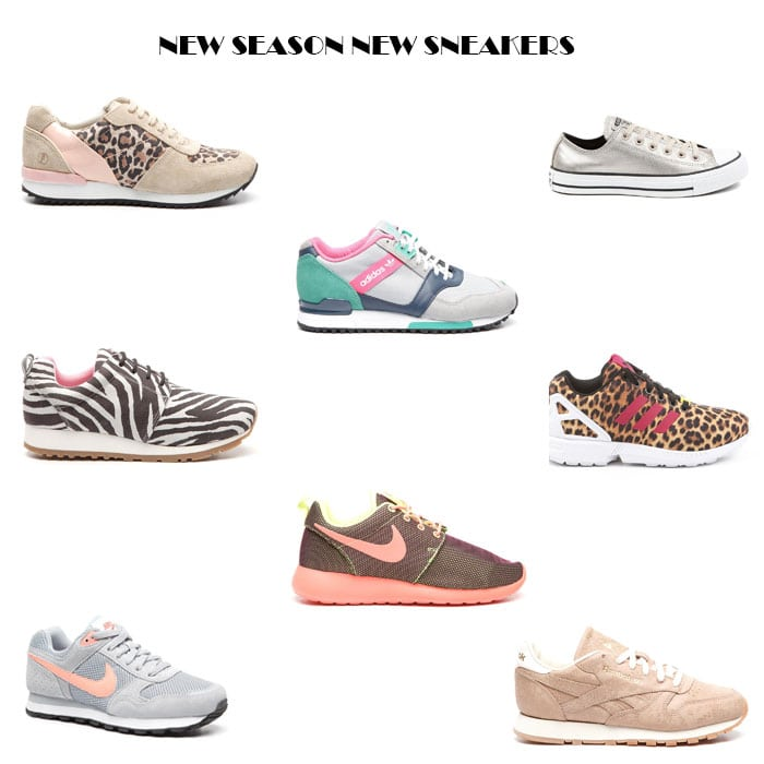 Inspiration | Sneakers for the new season