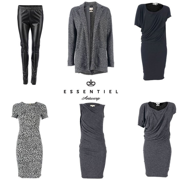 Inspiration | Pregnant proof brand Essentiel