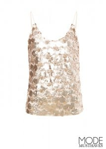 Glitter Party Top