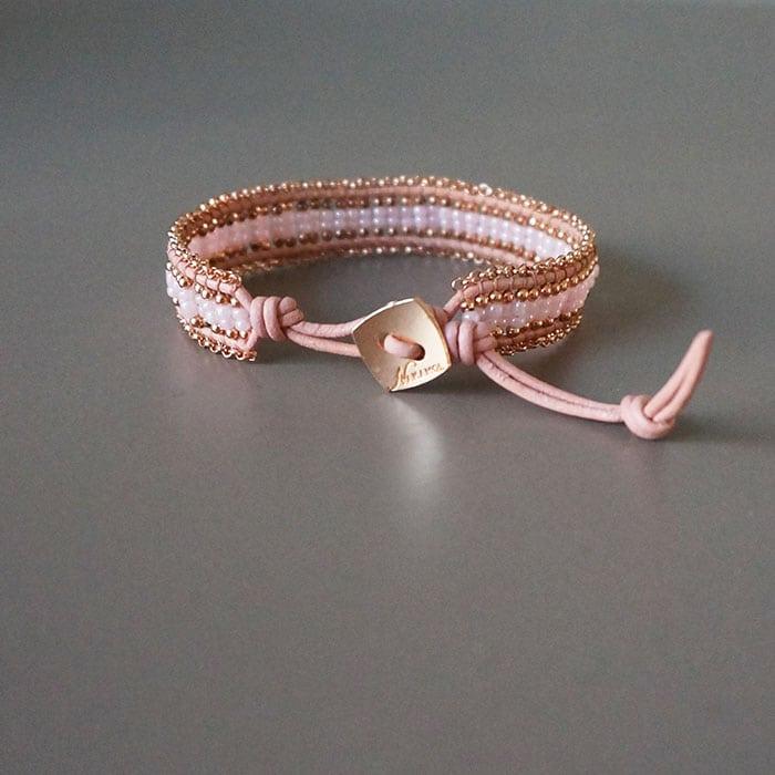 The perfect beaded bracelet