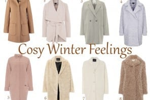 The best cosy coats