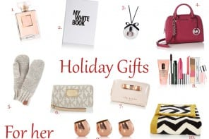 The best holiday gifts for him, her and baby