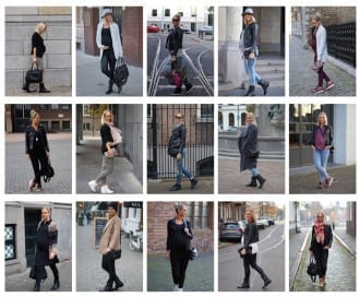 Collage-my-maternity-outfits