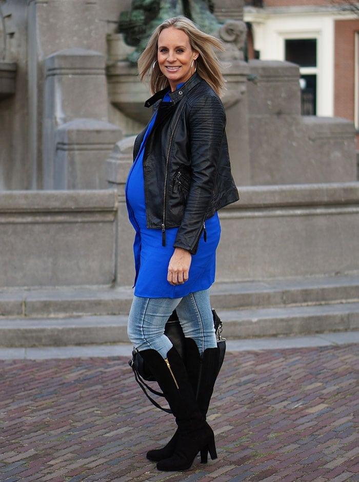 Dazzling-blue-dress-2