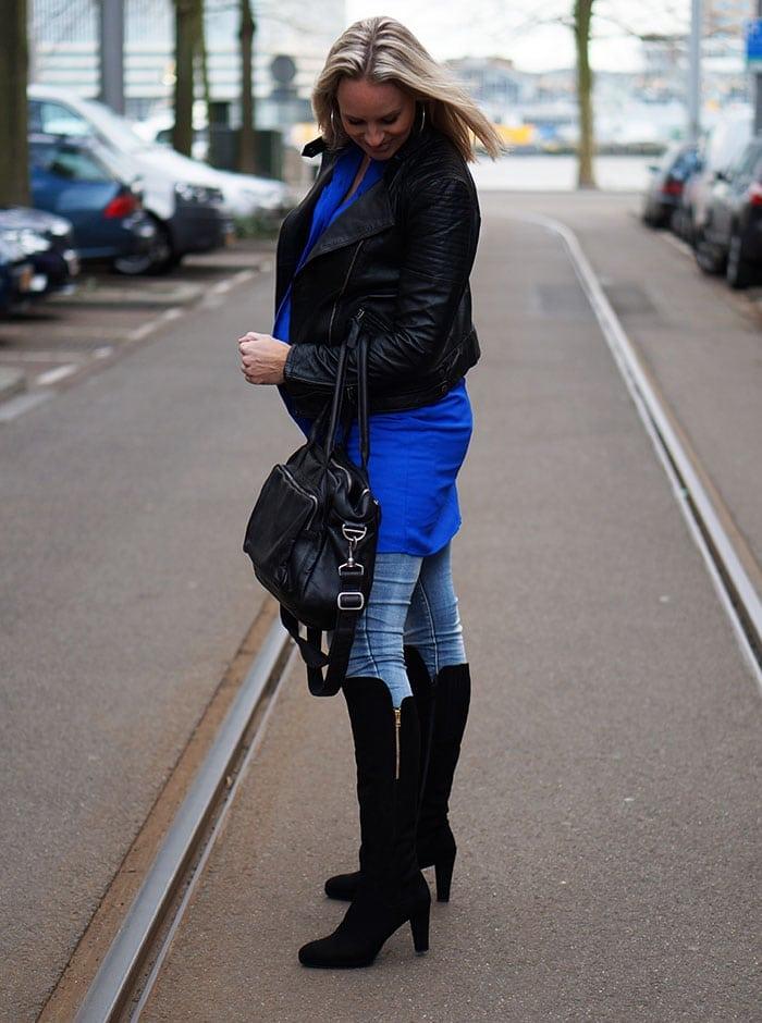 Dazzling-blue-dress-7