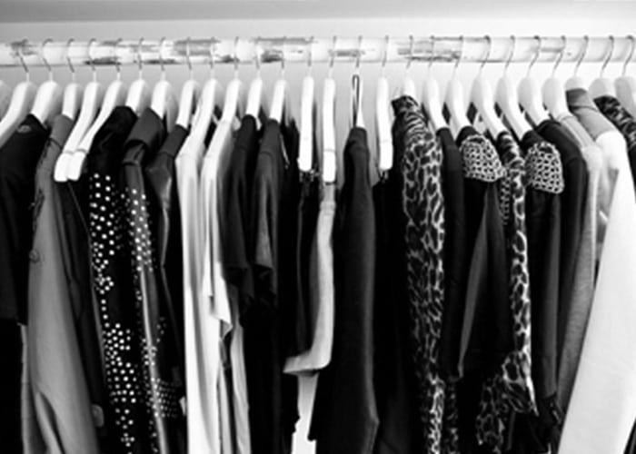Garderobe-Analyse