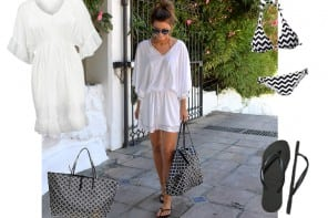 Inspiration Look #28 | The little white dress