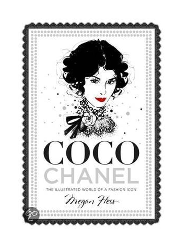 Spotted-by-Chris-boek-Coco-Chanel