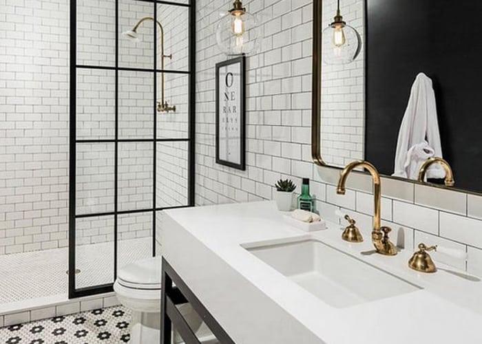 Dit is de badkamer inspiratie waarnaar je op zoek bent