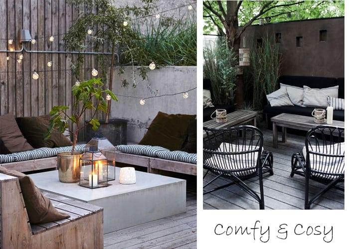 Inspiratietips voor de meest relaxte tuin van de zomer for Comfy kussen