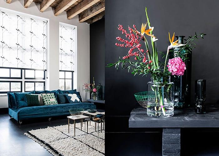 Zomer Interieur Inspiratie : Interieur inspiratie de mooiste raamdecoratie styled by chris