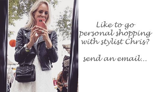 Styled by Chris | personal shopping with stylist Chris