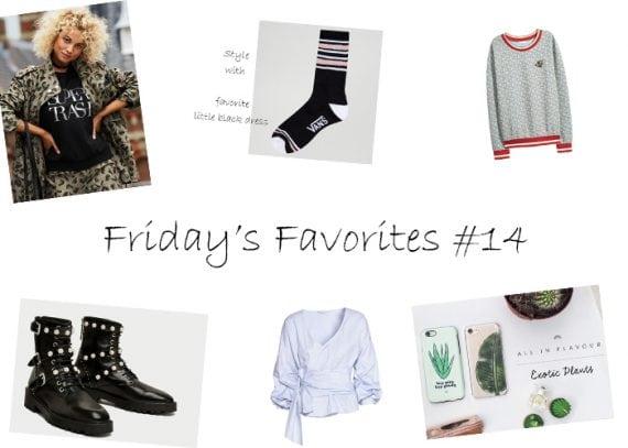Fridays favorites #14