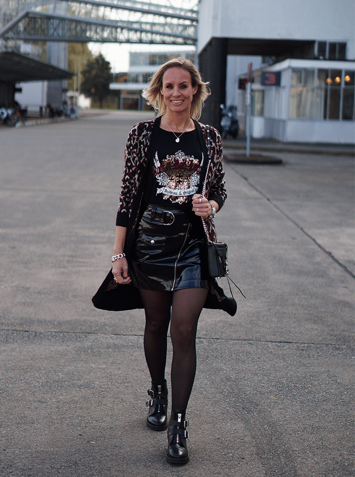 Outfit rock 'n roll