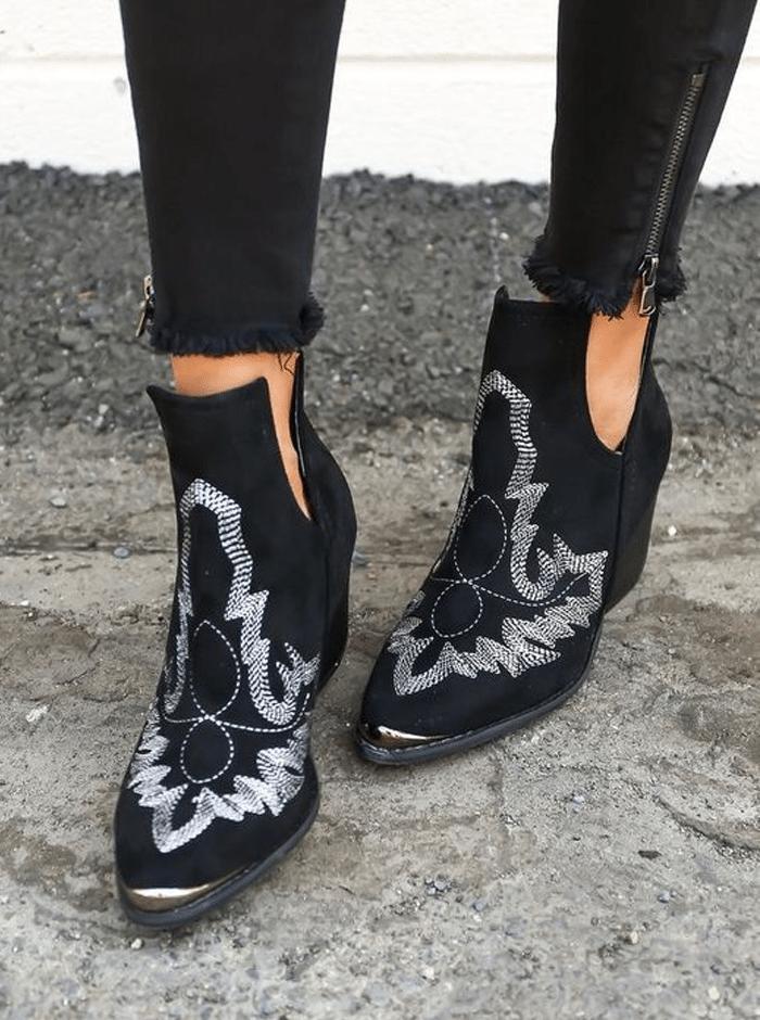 boots met studs