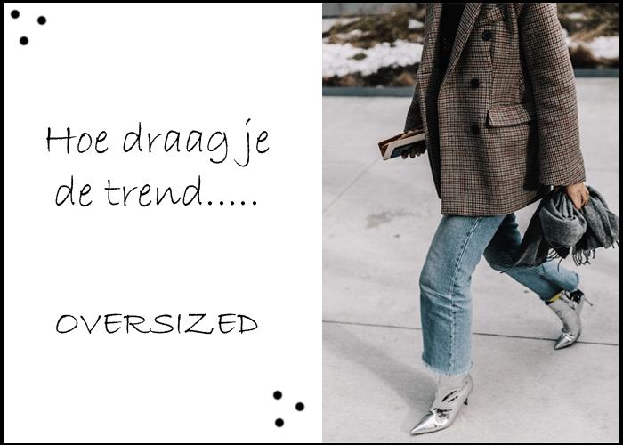 oversized trend