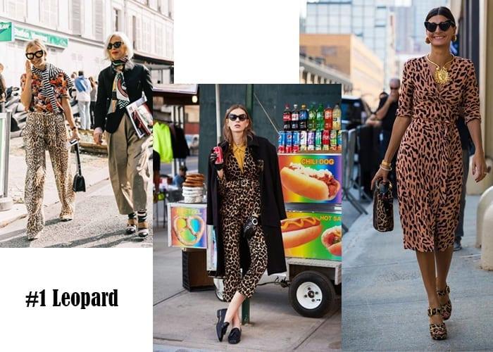 trend ss 2018 luipaard print