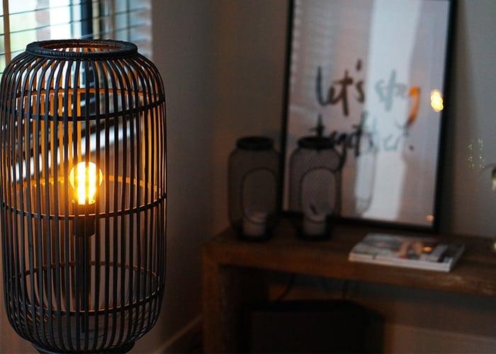 sfeervolle lamp